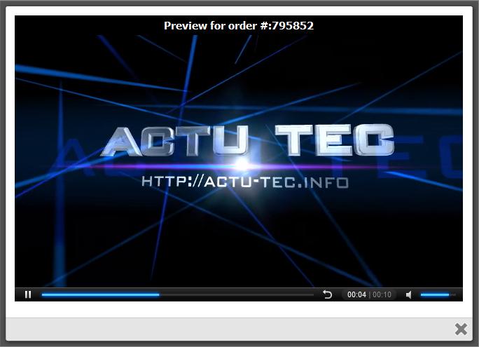 شرح كيفية عمل مقدمة فيديو إحترافية بطريقة سهلة بدون برامج _ التقنية نت _ technt.net