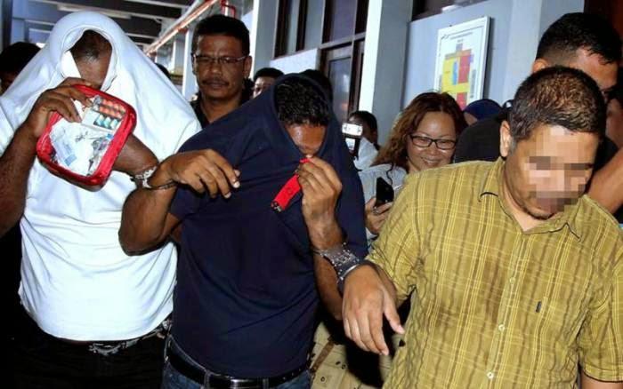 3 Rakan Didakwa Tipu Lelaki Babitkan Wang Tunai RM747 000