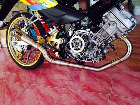 drag bike Thailand