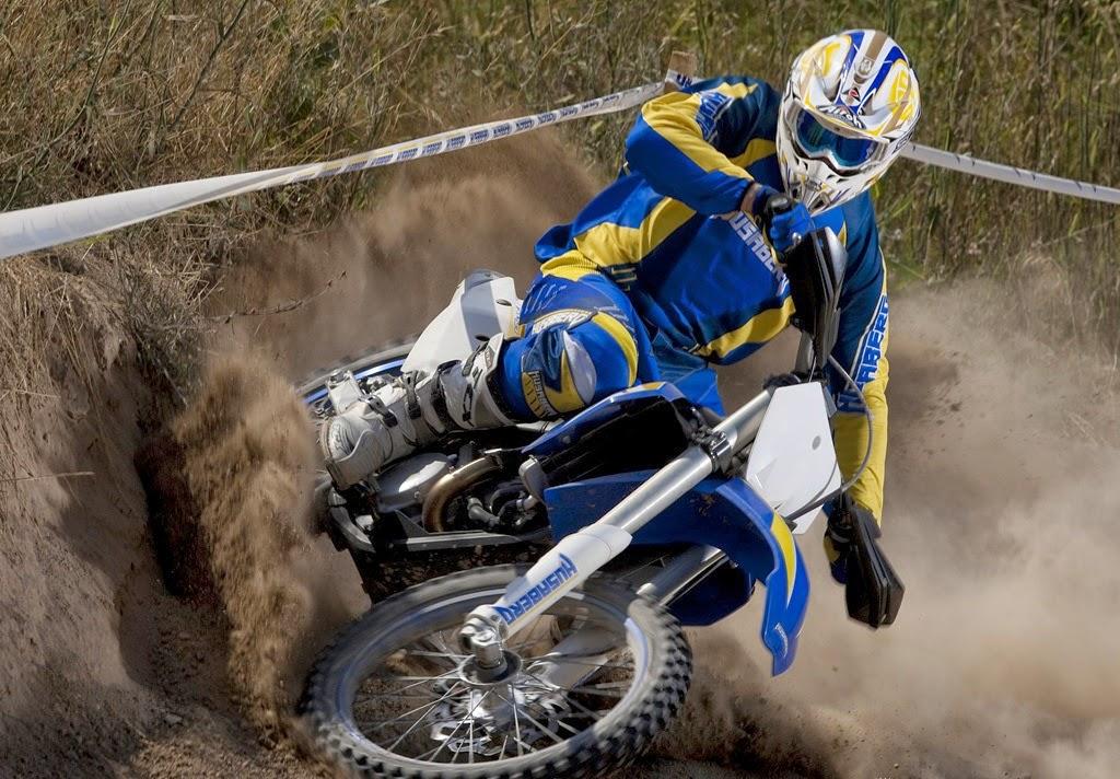 Husaberg FX 450 Bikes
