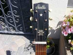 Craigslist Vintage Guitar Hunt: Stella (by Harmony ...