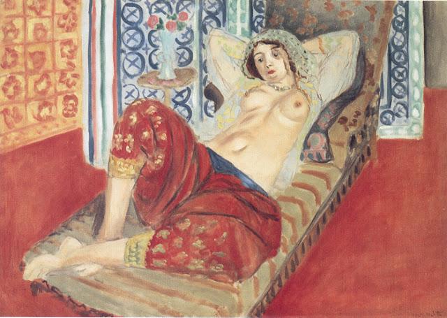 Henri Matisse 1869-1954   The fauvism movement