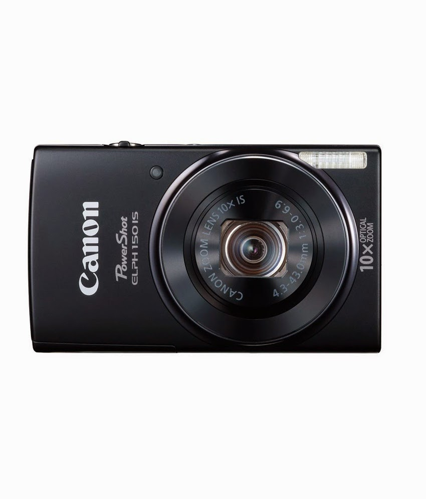 Buy Canon IXUS 155 Camera with 4gb card and Case at Rs. 5990 only