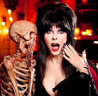 Elvira Blood Bath & Beyond