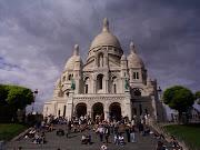 Paris. Montmartre (sacre coeur)