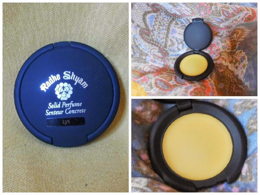 Perfume solido Radhe Shyam
