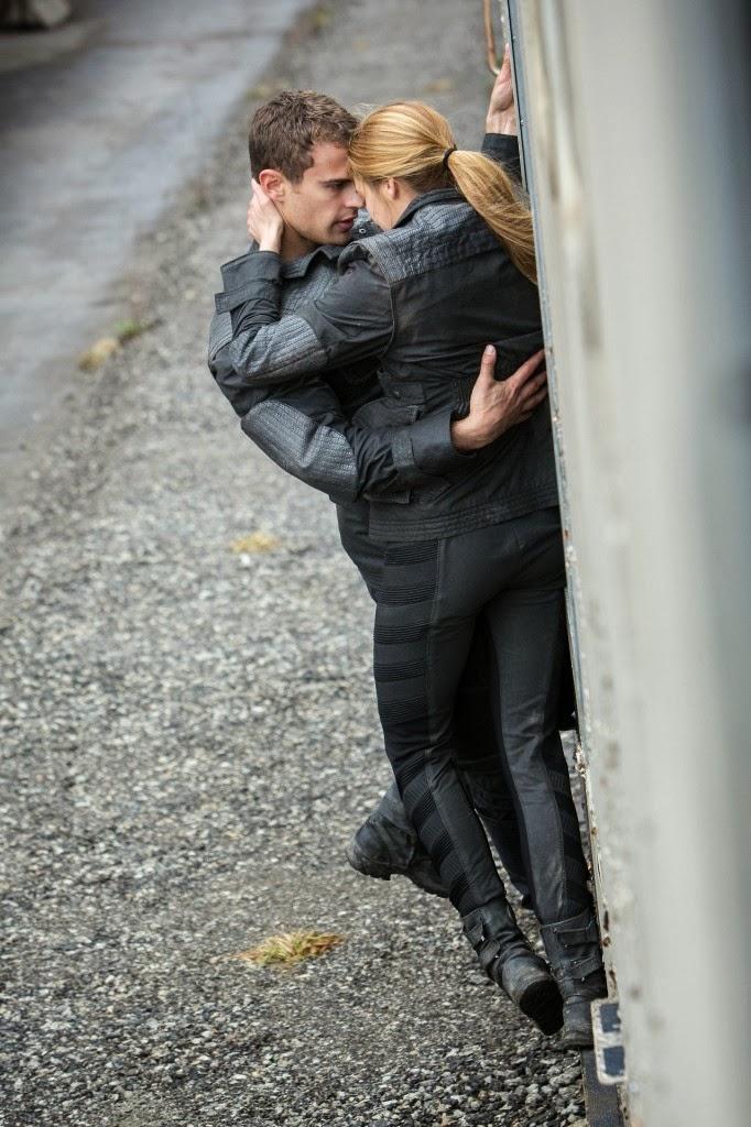 Fandomly Bookish: [Divergent] NEW MOVIE STILL FEATURING ...