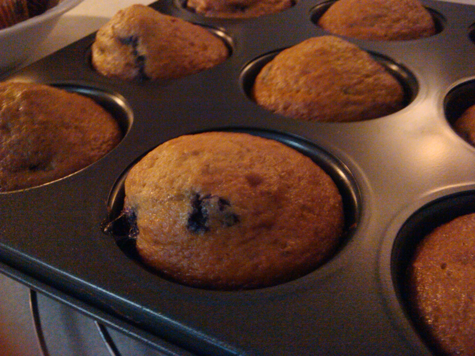 Blueberry Muffin Microwave Mug Cake