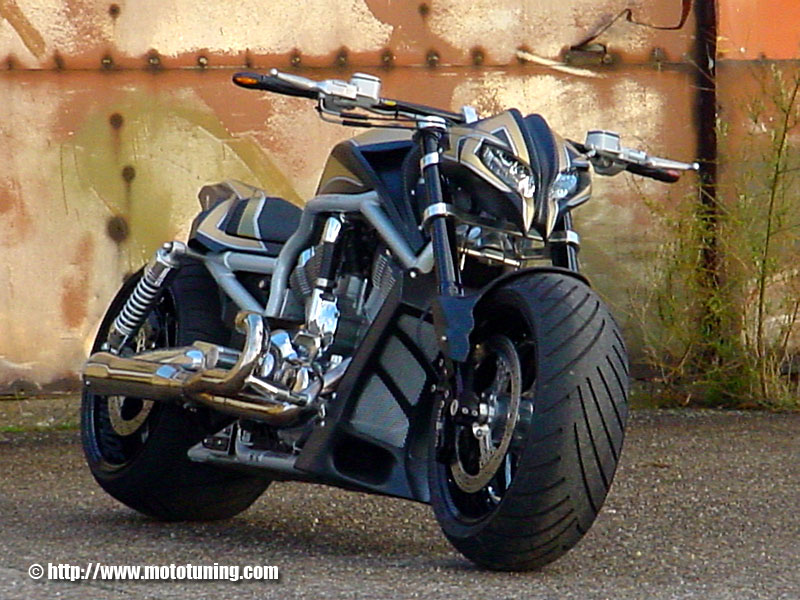 Harley-Davidson V-Rod picture wallpaper (800 x 600 )