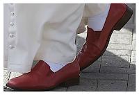 Zapatos del Papa
