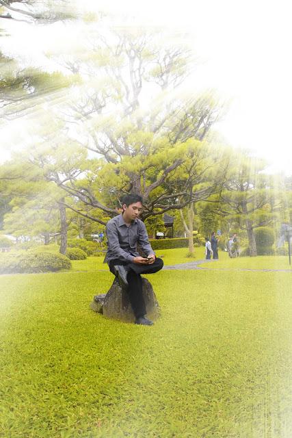 ray10 Membuat Ray of Light Cahaya Matahari dengan Photoshop