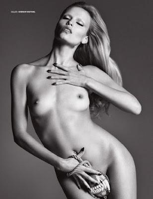 Modelo Rusa Desnuda Arte Natasha Poly