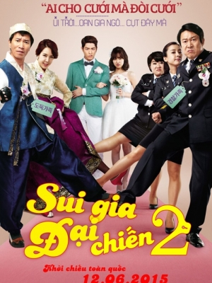 Phim Sui Gia Đại Chiến 2-Clash of the Families 2 2015