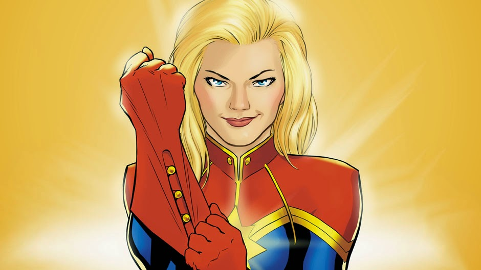 Read Captain Marvel comics on Marvel Digital Comics Unlimited
