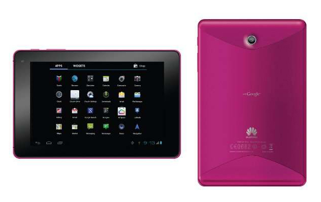 Huawei MediaPad Android 4.0 – Specification