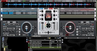 Numark Mix deck skin
