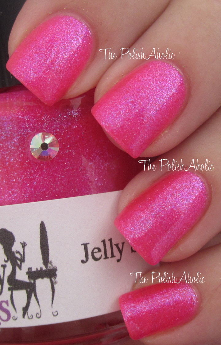 The PolishAholic: Saturday Spam: Girly Bits
