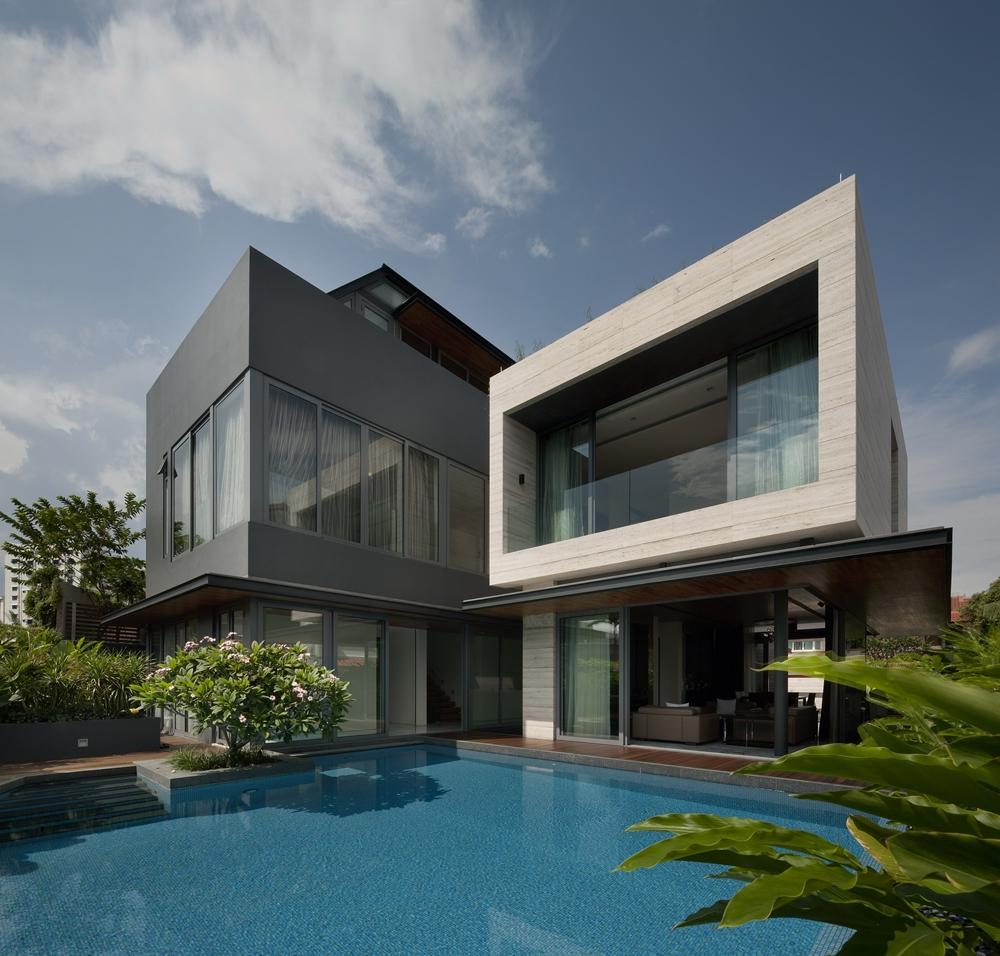 Top 50 modern house designs ever built architecture for Architecture beast top modern house designs ever built
