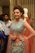 Kajal Agarwal photos at Mughda Art studio-thumbnail-16