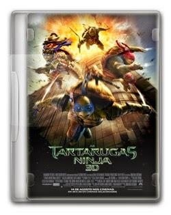 As Tartarugas Ninja (2014)   HDRip Dual Áudio + RMVB Dublado