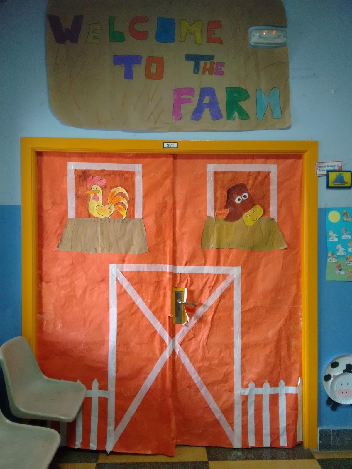 manualidades del colegio el salvador la granja welcome