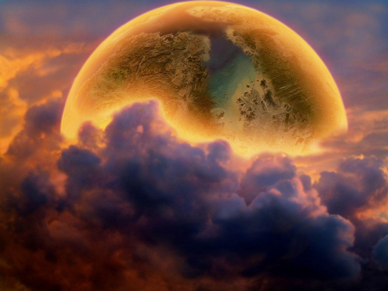 Free Desktop Planet Wallpapers desktop wallpaper