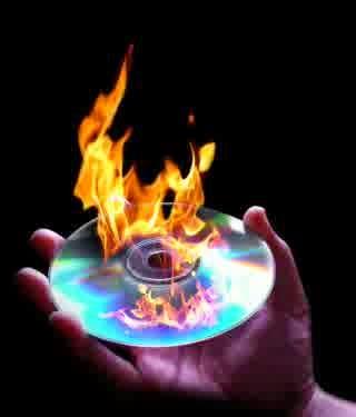 Cara Membakar CD atau DVD