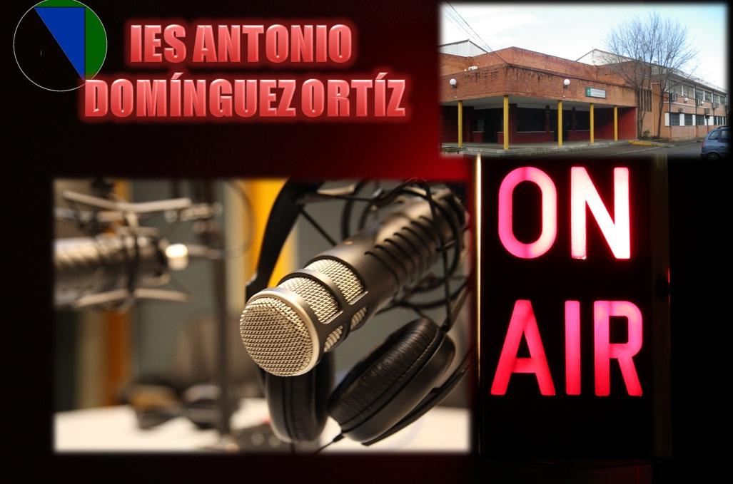 UJARIPÉN RADIO.La radio del IES Domínguez Ortíz