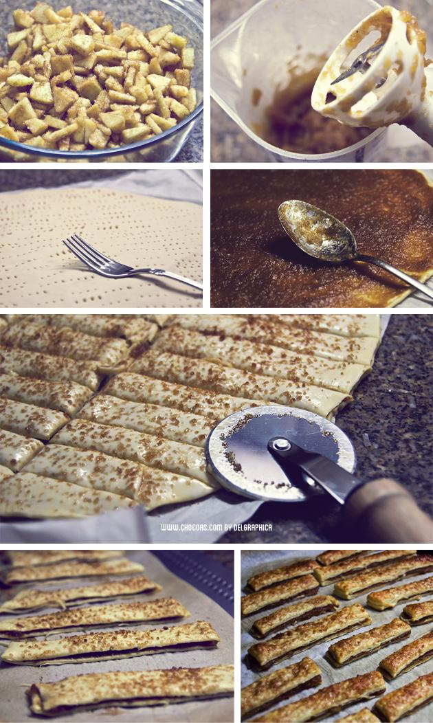 receta paso a paso tarta manzana