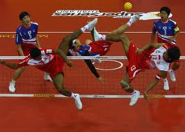 International Sepak Takraw Super Series'13