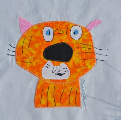 aplikace ... dětská kresba