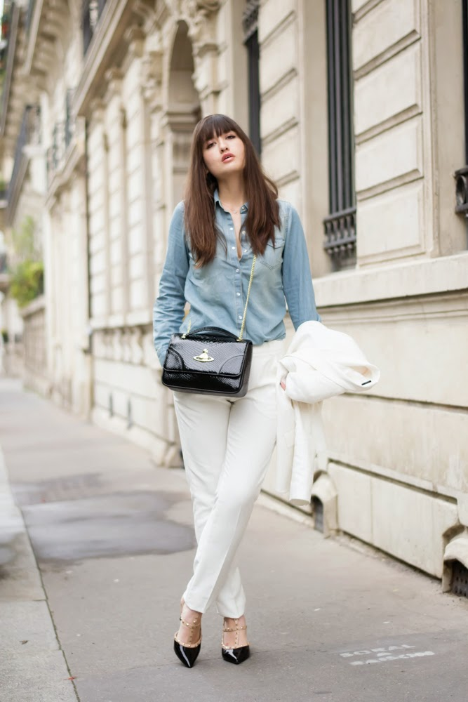 Parisian Fashion Blogger
