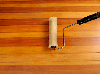how to stain hardwood flooring