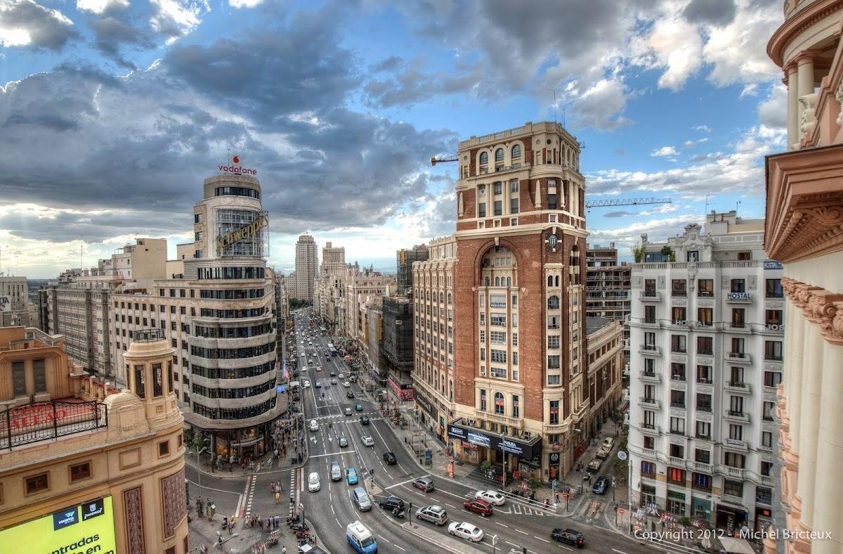 Gran Vía XI, Madrid