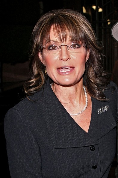 Sarah Palin Fashion Cooking Oil Facejpg