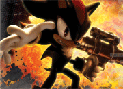 Shadow The Hedgehog Puzzle