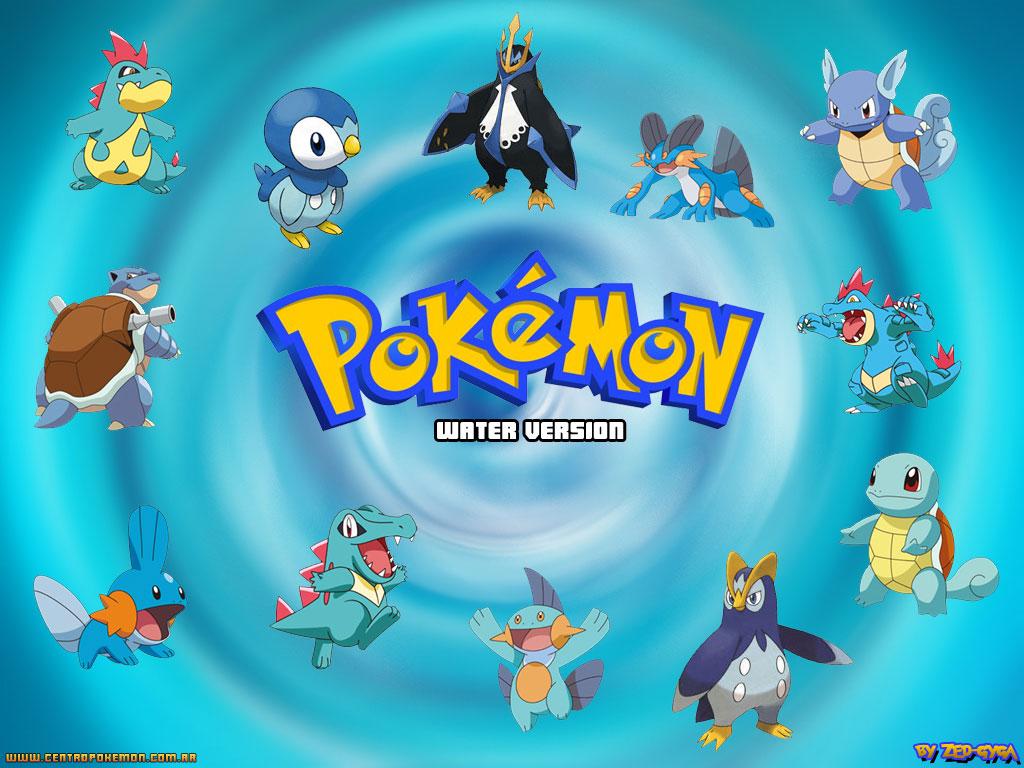 Dibujos Para Colorear De Pokemon De Tipo Agua ~ Ideas Creativas ...