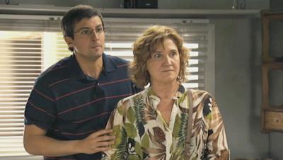 Dos nuevos personajes de la segunda temporada de la serie Con el culo al aire