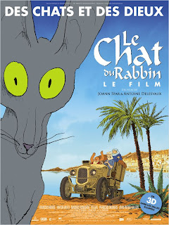 Download Movie Le Chat du rabbin Streaming (2011)