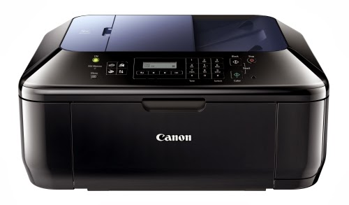 download Canon PIXMA E610 Inkjet printer's driver