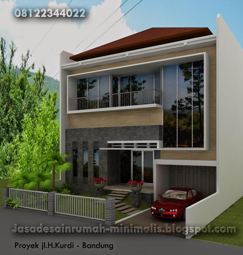 Desain Rumah Minimalis Indah Mewah Amp Murah 08122344022