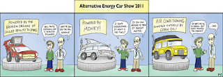 Alternative Energy Car Show 2011