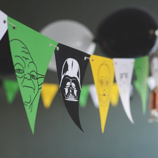 ideias, inspirações e sugestões de festa ... tema Star Wars / imagens retiradas da internet / blog Mamãe de Salto