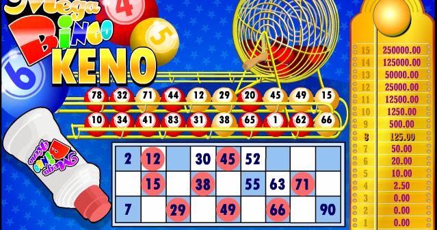 bingo spel gratis online