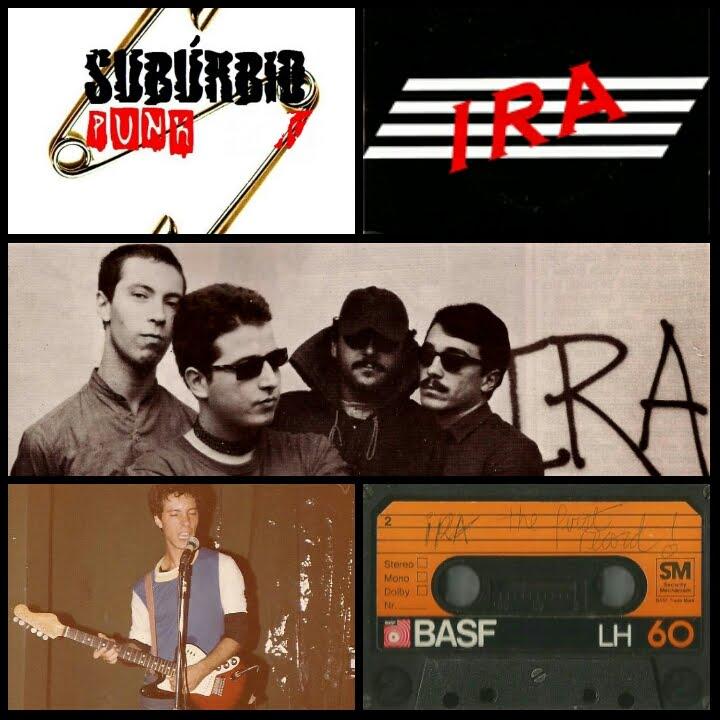 Subúrbio e Ira - Punk Rock e New Wave, um tempo pra se rebelar