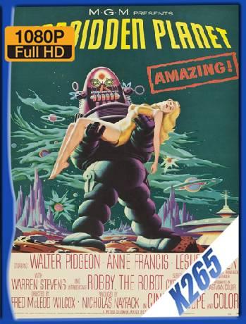 Planeta prohibido (1956) x265 [1080p] [Latino] [GoogleDrive] [RangerRojo]