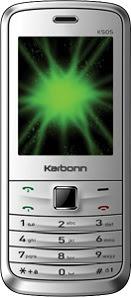 Dual SIM Mobile Karbonn K505