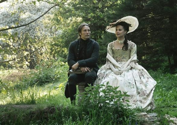 A Royal Affair - Un Asunto Real