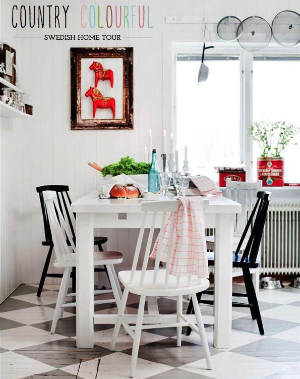 comedores con sillas diferentes la garbatella blog de