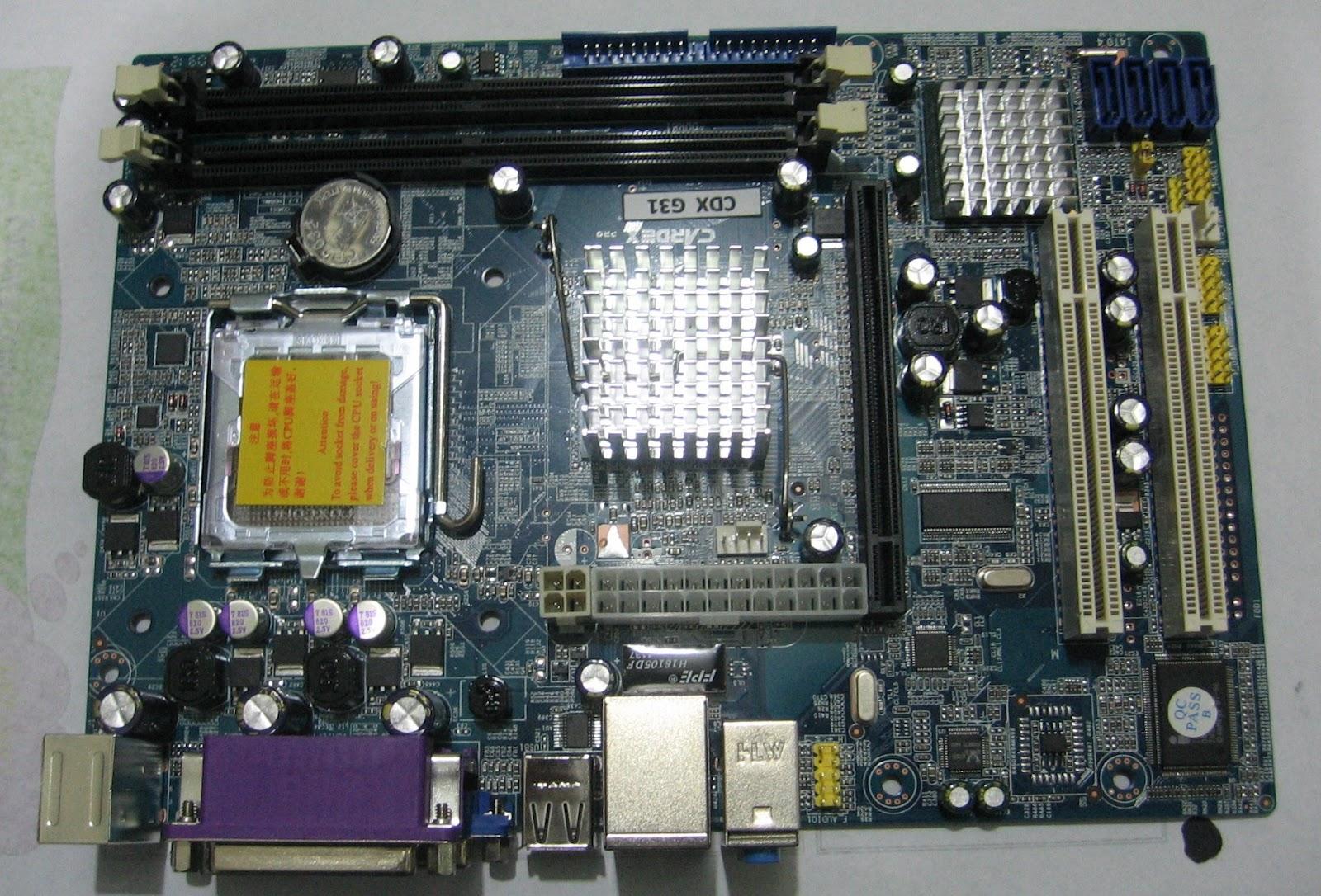 Intel G31 Motherboard Lan Drivers Free Download For Windows 7 Lga G33 Ddr2 Msi G31tm P21